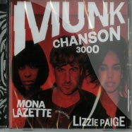 Front View : Munk - CHANSON 3000 (CD) - Gomma / gomma200cd