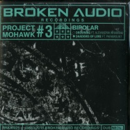 Front View : Project Mohawk - VOL.3 (10 INCH+MP3) - Broken Audio Recordings / BRKN025