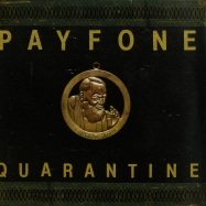 Front View : Payfone - QUARANTINE / PADRE, PRAY FOR US - Golf Channel / Channel062