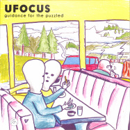 Front View : Ufocus - GUIDANCE FOR THE PUZZLED (2LP) (REPRESS) - Nightwind Records / NW009LP