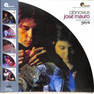 Front View : Jose Mauro - OBNOXIUS (LP, 180 G VINYL) (2021 REPRESS) - FAR OUT RECORDINGS / FARO191LP