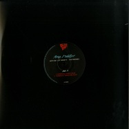 Front View : Amp Fiddler - MOTOR CITY BOOTY - MIXES - Black Riot / BR001