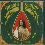 Front View : Derya Yildirim & Grup Simsek - NEM KALDI - Catapulte Records / CATAEP024