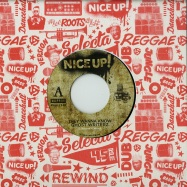 Front View : Ghost Writerz - THEY WANNA KNOW / DANCEHALL DUB (7 INCH) - Nice Up! / NUP036