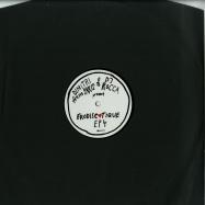 Front View : Dimitri From Paris & DJ Rocca - ERODISCOTIQUE EP4 - Gomma / GOMMA222