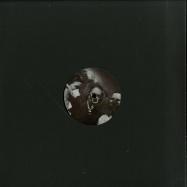 Front View : Counrad - EDEN 699 EP (SASCHA DIVE RMX)(VINYL ONLY) - Black/Tuesday Limited / BTLTD002