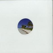 Front View : X-Coast - YUCATAN CHANNEL EP (DJ BORING REMIX) - Lost Palms / PALMS008