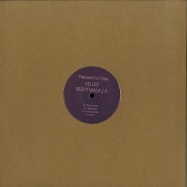 Front View : Villee - NIGHT WALK EP - Pressed For Time / PFTV 012