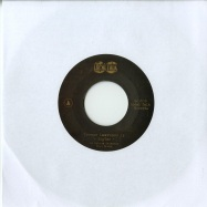 Front View : Trevor Lawrence Jr - TIP TOE (7 INCH) (INCL DJ SPINNA REMIX) - Local Talk / LT085