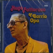 Front View : Hugo Fattoruso - HUGO FATTORUSO Y BARRIO OPA (CD) - Far Out Recordings / FARO204CD