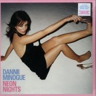 Front View : Danni Minogue - NEON NIGHTS (2X12 LP + MP3) - London Music Stream / LMS5521214 / 8226191