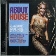 Front View : Various Artists - ABOUT HOUSE VOL.1 (2XCD) - Pink Revolver / 26422142