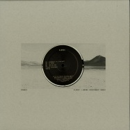 Front View : Cleric - FRAGMENTS OF A PORTRAIT EP - Clergy / CRG013