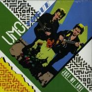 Front View : Umo Vogue - JUST MY LOVE EP - Dark Entries / DE217