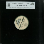 Front View : Neil Landstrumm - THREESOME (LTD REISSUE 3X12 EP) - Peacefrog / PF034-36-44