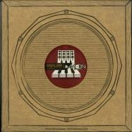 Front View : Radikal Guru ft. Parly B & Baptiste - TELL THEM FI RUN (180G VINYL) - Moonshine Recordings / MS046