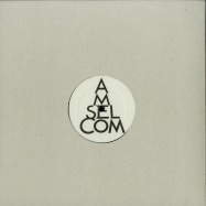 Front View : Apalis Duo - SAD SAD CHRISTMAS (LEE JONES REMIX) - Amselcom / AMSEL029