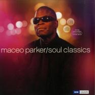 Front View : Maceo Parker - SOUL CLASSICS (2LP) - Moosicus / M 1201-1 / 970661