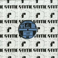 Front View : Fabrice Lig - THE BLUE SYNTH EP - R-Time / RTM010