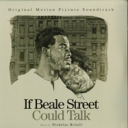Front View : Nicholas Britell - IF BEALE STREET COULD TALK O.S.T. (180G 2LP) - Invada Records / 39146741