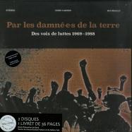 Front View : Various Artists - PAR LES DAMNE E.S. DE LA TERRE (1969-1988) (2LP + MP3) - Hors Cadre / HCCM001LP