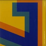 Front View : Dudley Strangeways - LEOS LANDED - Leftback Records / LB017