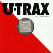 Front View : Maarten & Tjeerd - LUNETTEN EP - U-Trax / 16UTRMT1