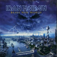 Front View : Iron Maiden - BRAVE NEW WORLD (2LP) - Parlophone / 190295851989