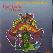 Front View : Roy Ayers Ubiquity - FIKISHA / BOOGIE BACK (7 INCH) - Dynamite Cuts / DYNAM7048