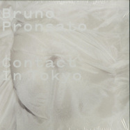 Front View : Bruno Pronsato - CONTACT IN TOKYO (2X12INCH) - Logistic Records / LOG72LP