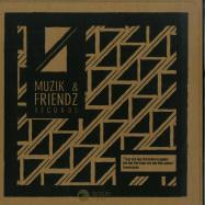 Front View : Frederick Alonso & Pat Lezizmo - TABLAO - Muzik & Friendz / M&F001