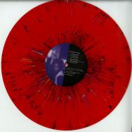 Front View : Dead Mans Chest - LO-FREQ SOUL EP (RED SPLATTER EP) - Lo-Freq Soul / LOFREQ1