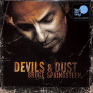 Front View : Bruce Springsteen - DEVILS & DUST (2LP + MP3) - Columbia / 19075978921