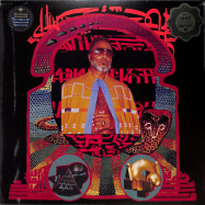 Front View : Shabazz Palaces - THE DON OF DIAMOND DREAMS (LTD BLUE LP + MP3) - Sub Pop / SP1335X / 00139758