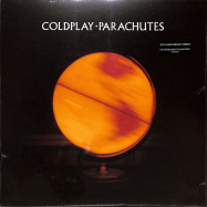Front View : Coldplay - PARACHUTES (YELLOW LP) - Parlophone / 9029518250