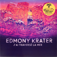 Front View : Edmony Krater - JAI TRAVERSE LA MER (LP) - Heavenly Sweetness / HS206VL