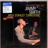 Front View : Jimmy Smith & Stanley Turrentine - PRAYER MEETIN (TONE POET VINYL) (LP) - Blue Note / 0881132
