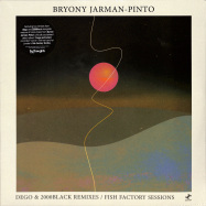 Front View : Bryony Jarman-Pinto - SOUR FACE (DEGO & 2000BLACK REMIXES / EP + MP3) - Tru Thoughts / TRUEP396