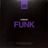 Front View : Various Artists - ORIGINS OF FUNK (2LP) - Ministry Of Sound / MOSLP552