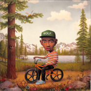 Front View : Tyler The Creator - WOLF (2LP) - Smi Col / 88765493061
