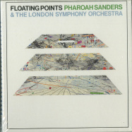 Front View : Floating Points, Pharoah Sanders & The London Symphony Orchestra - PROMISES (CD) - Luaka Bop / LB97CD / 05206332