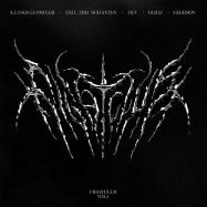 Front View : Various Artists - FIGHT CLUB VOL. 1 (SPLATTER COLOUR VINYL + DL) - Outworld / OW007