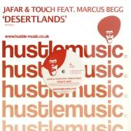Front View : Jafar & Touch Ft. Marcus Begg - DESERTLANDS - Hustle011