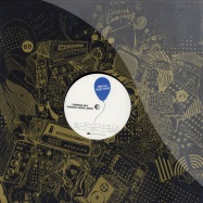 Front View : Dave Aju - CRAZY PLACE/ LUCIANO RMX - Circus Company / ccs030