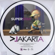 Front View : Jakarta - SUPERSTAR (12 INCH PICTURE DISC) - Universal / UNI5314680