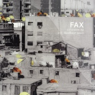 Front View : Fax - COLORANTE EP / DEADBEAT REMIX - Level records 14 / 19946