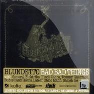 BAD BAD THINGS (CD)