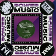 Front View : Electro Force - FUTURE FUNK - Power Music / PMD-045