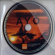 Front View : Kollektiv Ost - AYO (MAXI CD) - Simple As That / Satr004cd