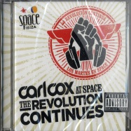 CARL COX AT SPACE - THE REVOLUTION CONTINUES (2XCD)